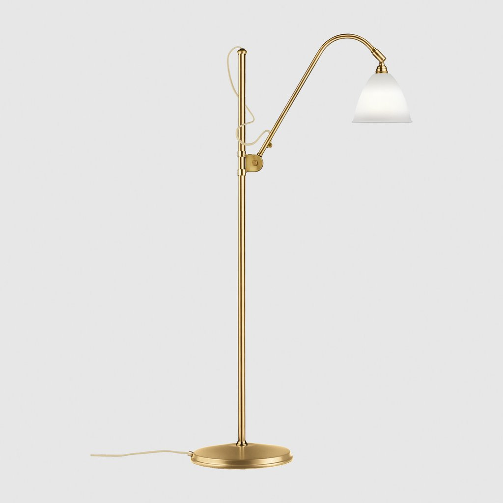 BL3 Floor Lamp - Dia.16 - Brass base