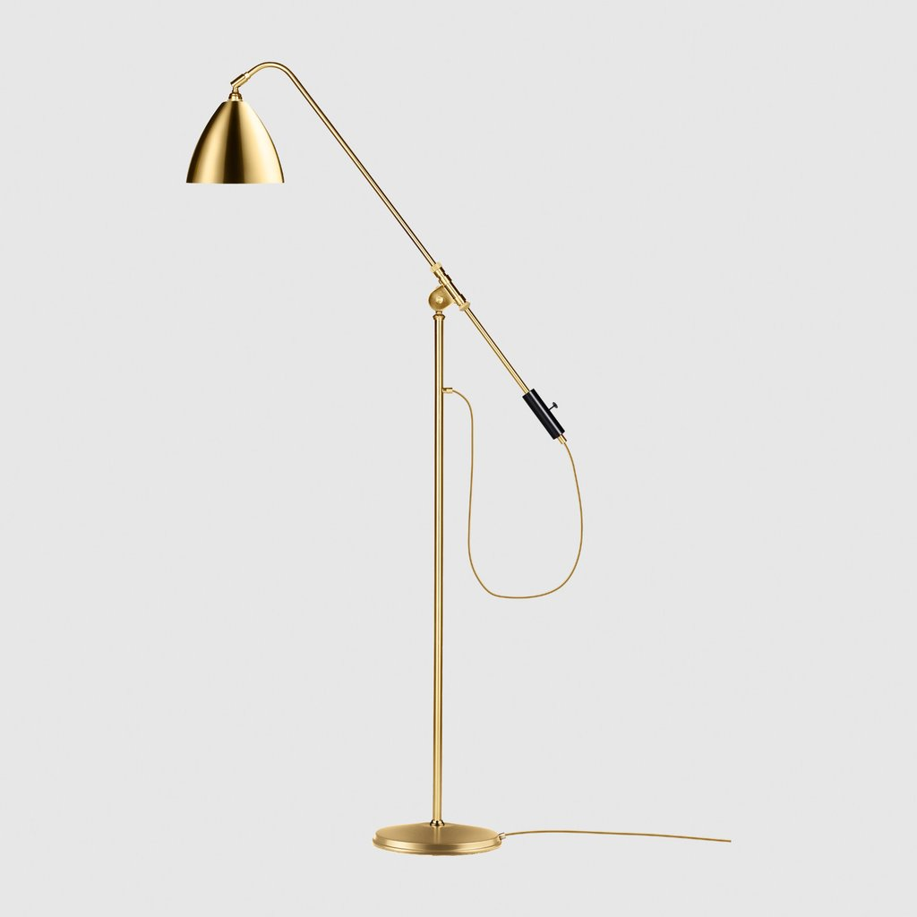BL4 Floor Lamp - Dia.21 (M) - Brass base